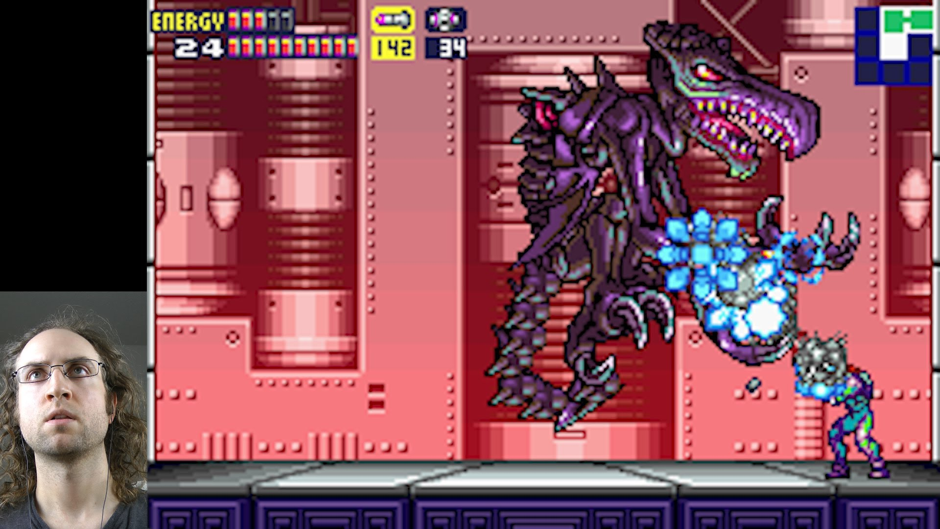 Let's Play Metroid Fusion – Part 14