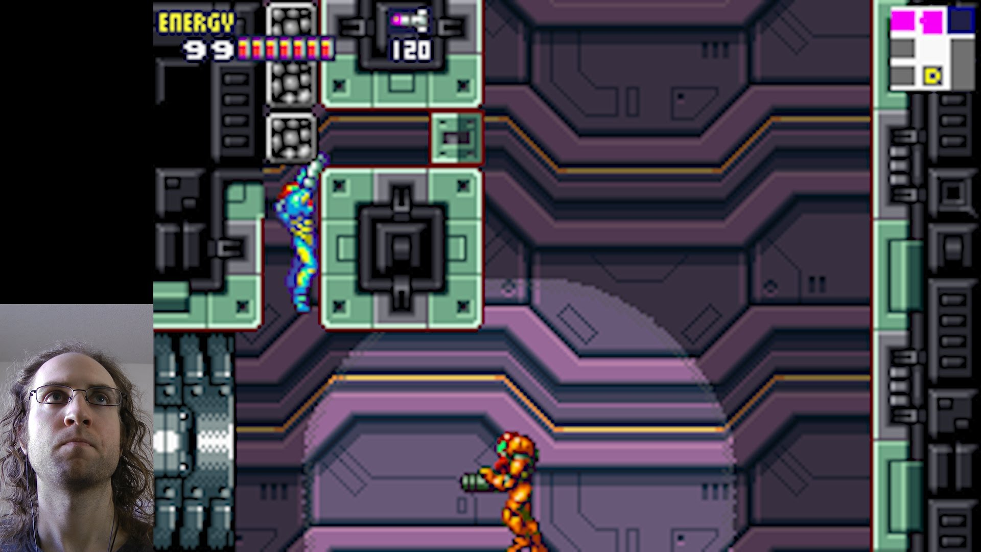 Let's Play Metroid Fusion – Part 7