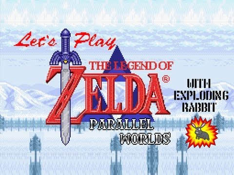 Let's Play Zelda: Parallel Worlds – Part 3