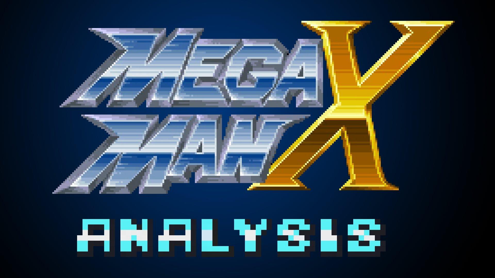 Mega Man X Analysis – Game Mechanics