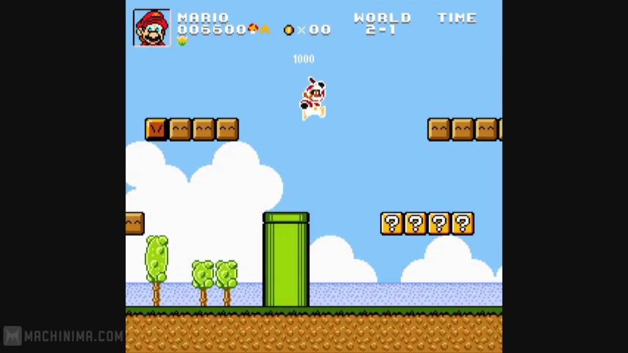 Super Mario Bros  Crossover 2 0 Trailer – Exploding Rabbit