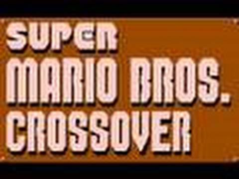 Super Mario Bros. Crossover – Playing My Own Game #7