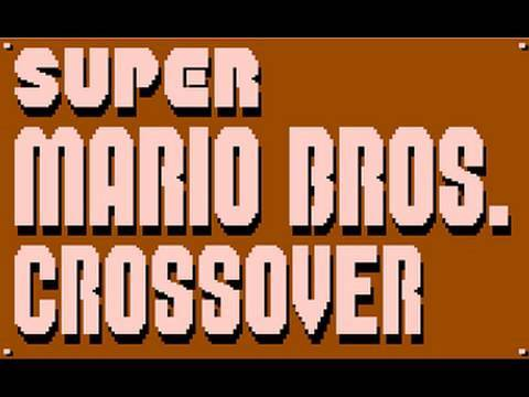 Super Mario Bros. Crossover – Playing My Own Game #1