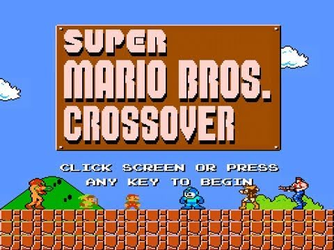 Super Mario Bros. Crossover – SOPHIA the 3rd Trailer